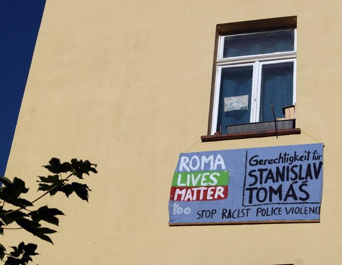 Gerechtigkeit für Stanislav Tomas